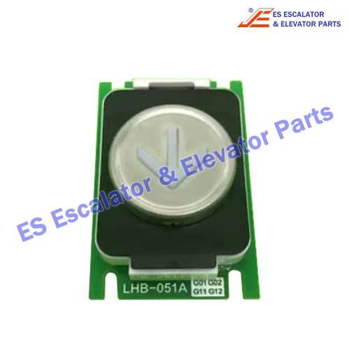 ESMitsubishi Elevator LHB-051A G03 Button