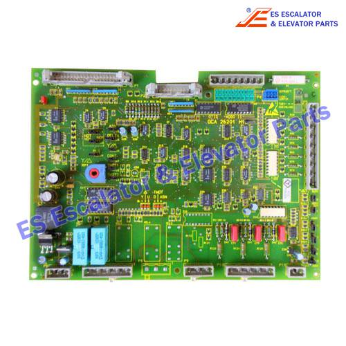 ESOTIS Escalator GCA26201H1 PCB
